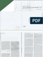 [INTRO] KENNETH FRAMPTON. Historia Crítica de La Arquitectura Moderna