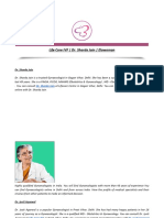 Life Care IVF | Dr. Sharda Jain | Elawoman