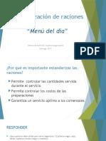 ESTANDARIZACION  MENU DEL DIA.pptx