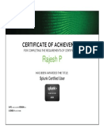 Splunk Certification