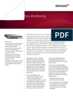 Brocade Analytics Monitoring Platform Ds