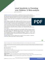 Maternal Sensitivity in Parenting.pdf