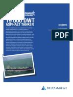 Oil Asphalt Tanker-19000DWT