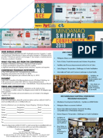 Visayas & Mindanao Shipping Conference 2018 - registration form