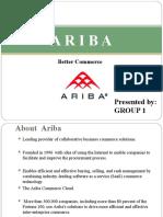 Ariba Group 1