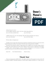 GPSIIPlus OwnersManual SoftwareVersion2.00-2.11
