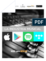 Como Ser Parte de LA INDUSTRIA MUSICAL - Para Músicos