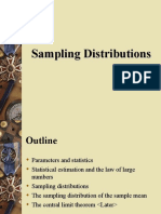 u3-l4 - Sampling Distributions