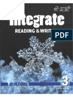 Integrate Reading & Writing Building 3 SB