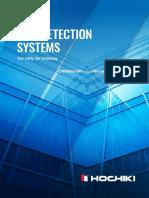 Hochiki Australia Fire Detection Systems Catalogue V1