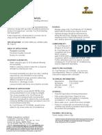 Pidicrrete CF 151M3(S)