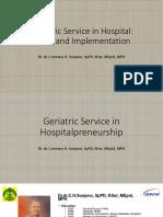 Geriatric Hospitalpreneurship_Universitas Respati Indonesia