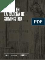 EAE Retos en Supply Chain Agility en La Cadena de Suministro