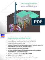 ARC FURNACE POLLUTION CONTROL BY PROWESS INTERNATIONAL