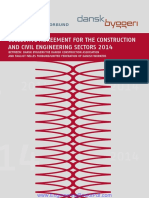 Collective Agreement for the Construction and Civil Engineering Sectors