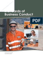 DOWNER EDI 000053-StandardsofBusinessConductV1.0