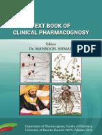 2016_Text Book of Clinical Pharmacognosy Dr. Mansoor Ahmad Karachi Uiversity