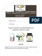 Pharmacognosy Manual