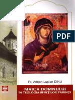 Adrian Lucian Dinu - Maica Domnului in Teologia Sfintilor Parinti
