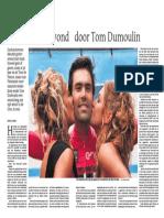 Dumoulin wint in 2017