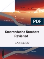SMARANDACHE NUMBERS REVISITED