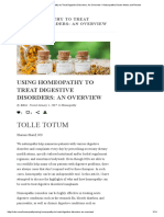 Using Homeopathy to Treat Digestive Disorders_ an Overview – Naturopathic Doctor News and Review