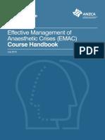 EMAC Course Handbook V2 3 July 2018