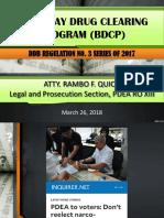 BDCP PPT