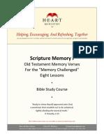 Scripture Memory 123