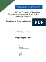 Programaçao CNC - 4 - Detalhes máquina
