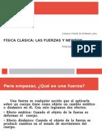 Las Fuerzas.- Presentacion