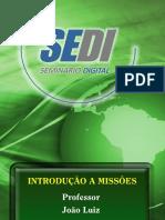 MISSÕES Apostila_Introdução as Missiões