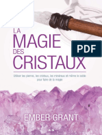 La Magie Des Cristaux_ Utiliser - Ember Grant