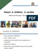 Kanker Pada Anak 2017