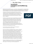 Herkunftsbewusstsein & Verblüffungsresistenz NZZ (2002)