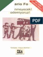 Dario-Fo-Ödenmeyecek-Ödemiyoruz-Açılım-Yayınları