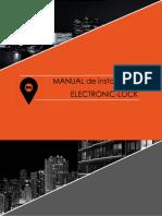 Manual Instalare CREATIVE Lock (RO)