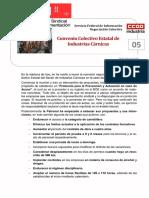 Cartel Comunicado Convenio 23-07-18