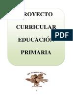 Curricular E. Primaria