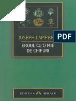 Eroul cu o mie de chipuri - Joseph Chambell