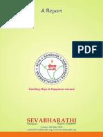 Sevabharathi Telangana Activity Booklet
