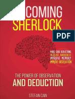 [Stefan Cain] Becoming Sherlock - The Power of Obs(B-ok.xyz)