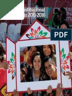 Informe Institucional de la SENAJU 2011-2016