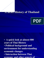 1. Brief History of Thailand_2010
