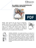 Resumen Del Cuento-LA HISTORIA de MANU