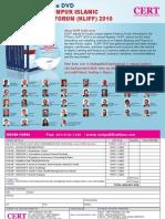 Kuala Lumpur Islamic Finance Forum DVD Conference