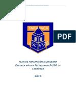Ejemplo Plan Formacion Ciudadana