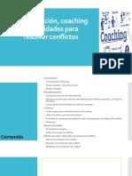 4. Comunicación, coaching y habilidades para resolver conflictos