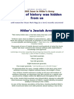 HITLER'S JEWISH ARMY German Army