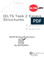 Essay Structure Book